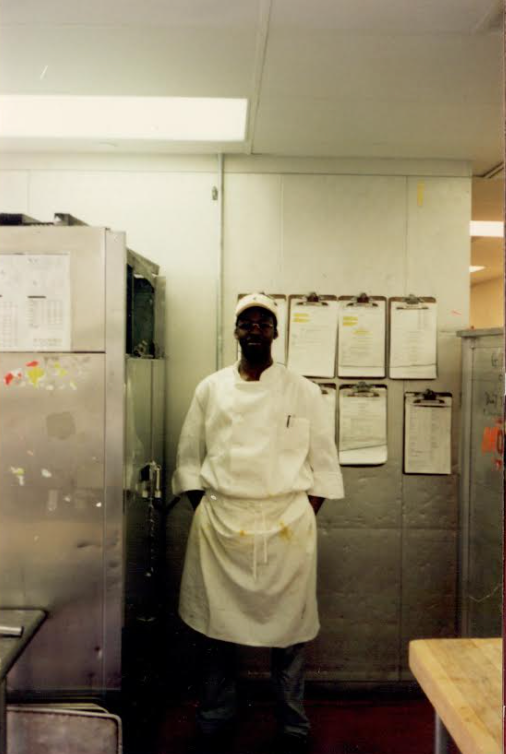 Dr. Sekou Siby worked as a cook, dishwasher and sous chef at Windows on the World. Currently, he is the president and CEO of ROC United.